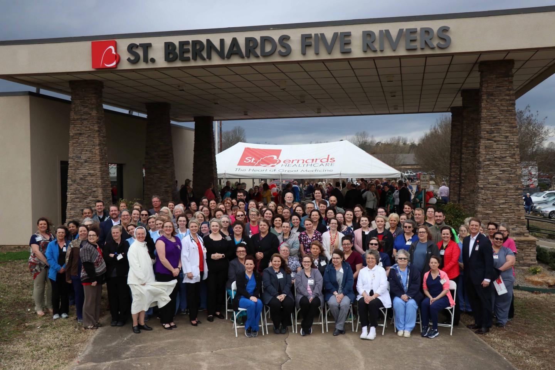 Pocahontas Hospital Now St. Bernards Five Rivers   St ...