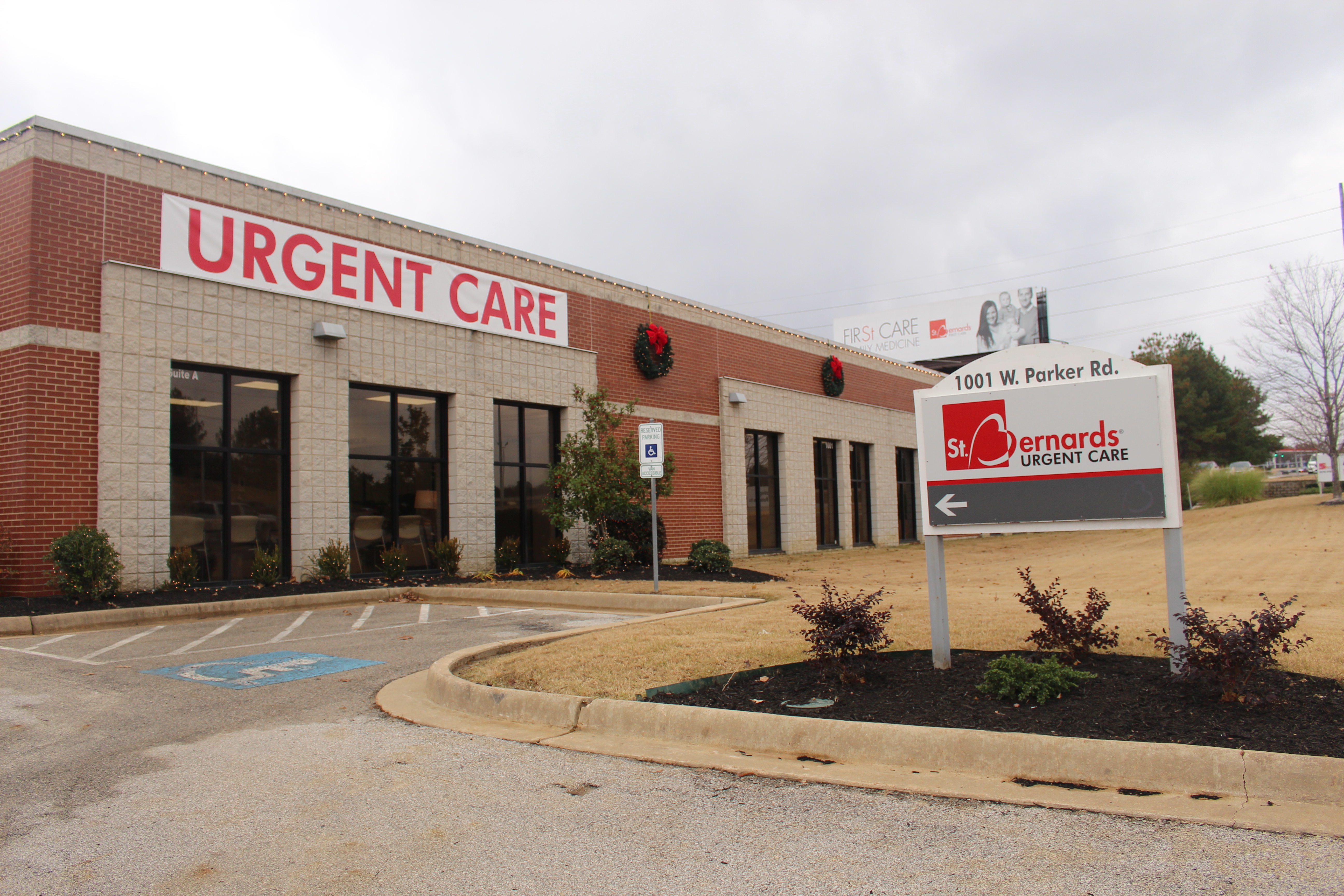 Urgent Care St. Bernards