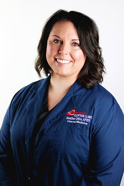 Heather Ditto, APRN