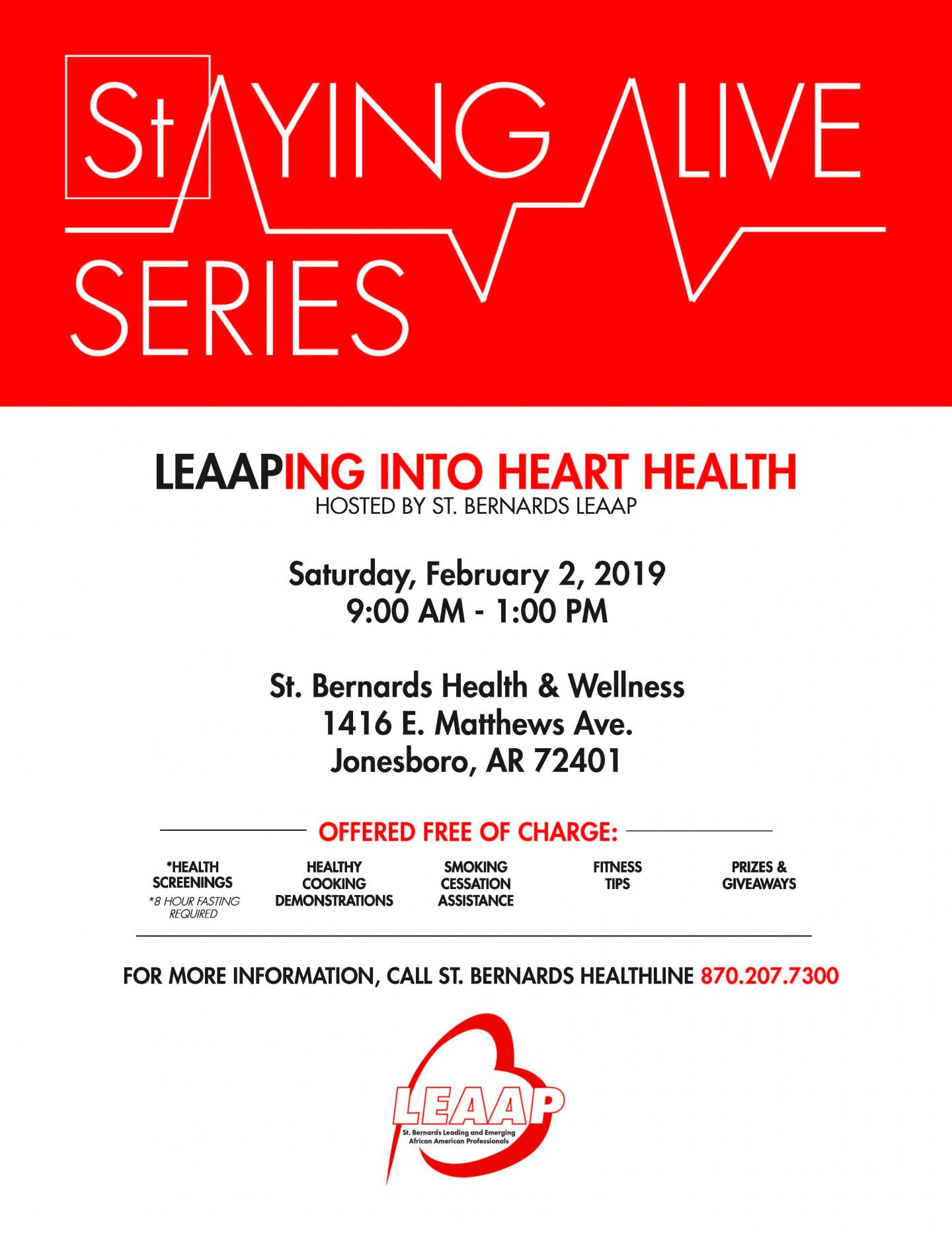 Heart Health event