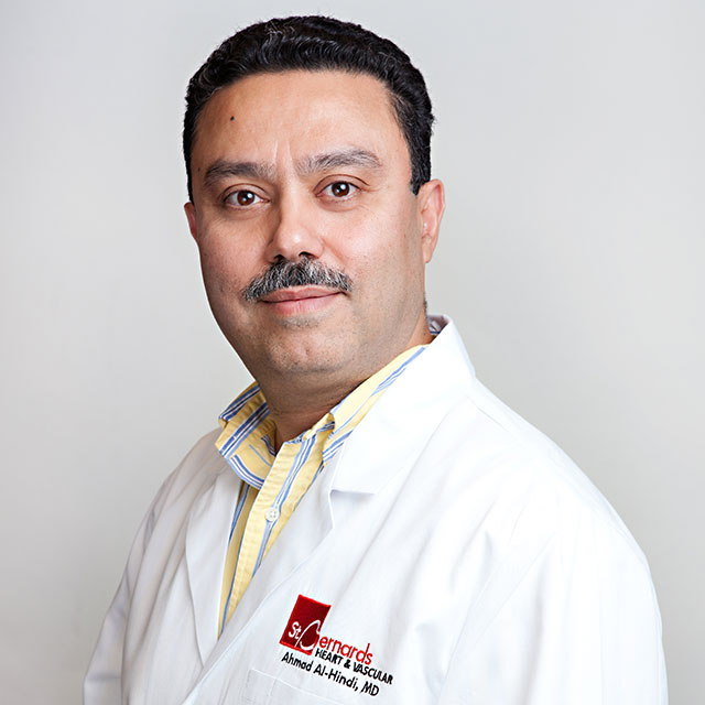 Ahmad Al-Hindi, MD