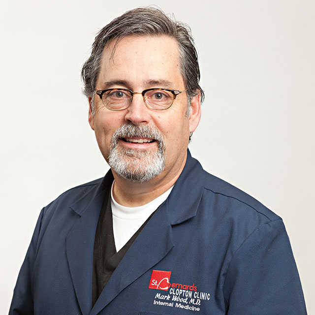 Mark C. Wood, MD