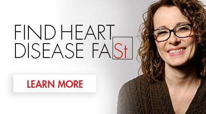 Find Heart Disease Fast