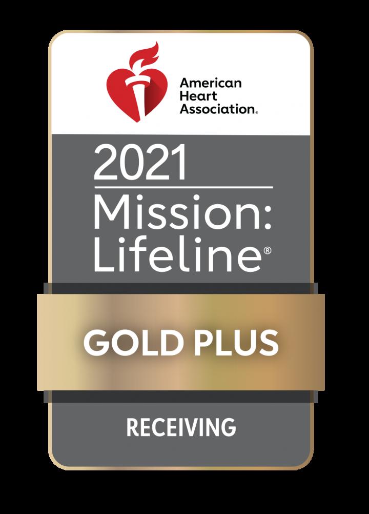 2021 Mission Lifeline STEMI