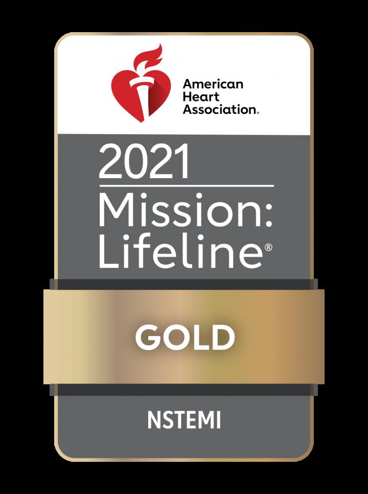 2021 Mission Lifeline NSTEMI