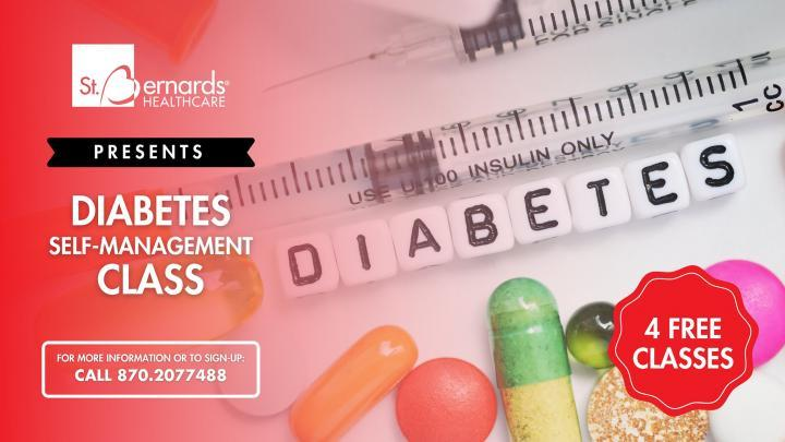 Diabetes Self-Management Class