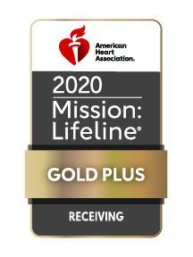 2020 Mission Lifeline Gold Plus