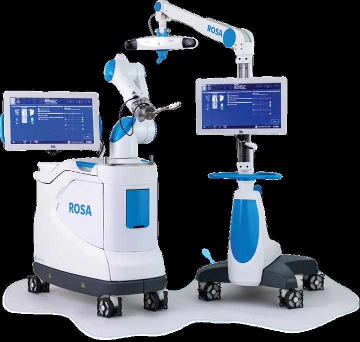 ROSA Robotic Knee System
