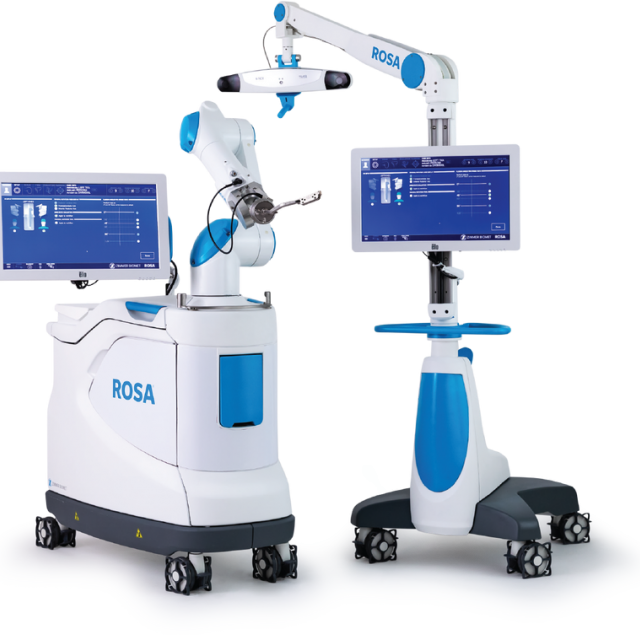 ROSA Robotic Knee System